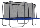 image of skywalker rectangle trampoline review