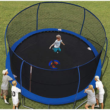 Bouncepro 14 Round Trampoline W Enclosure Review