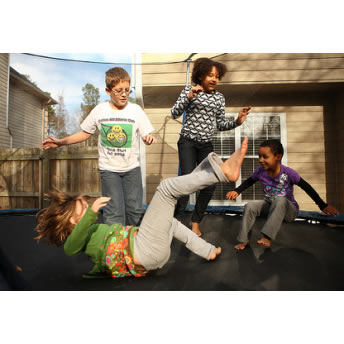 How To Avoid Trampoline Injuries