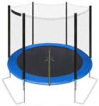 image of Ultega Trampoline Jumper with Safety Net review