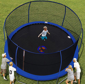 image of bouncepro trampoline review 1