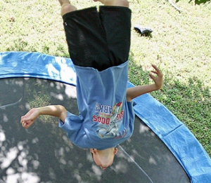 image of most common trampoline injuries 2
