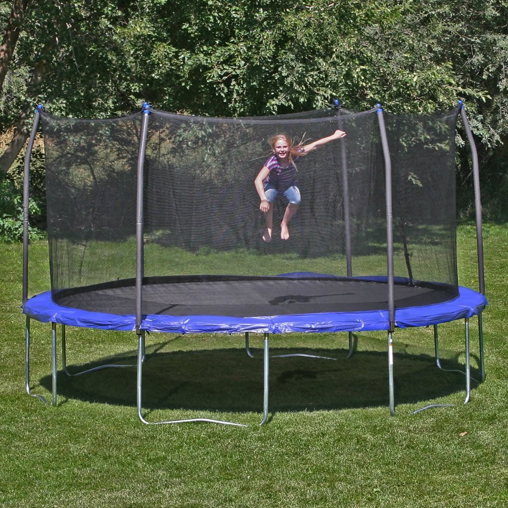 - What's The Best Backyard Trampoline? – Reviews & Ratings