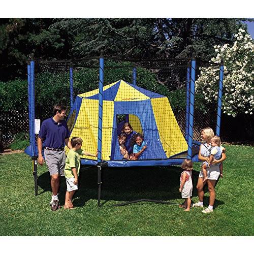 & Trampoline Tent u0026 Trampoline Bed u2013 Say What? - Trampoline Gurus
