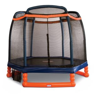 Little Tikes 7' Trampoline with Enclosure Review