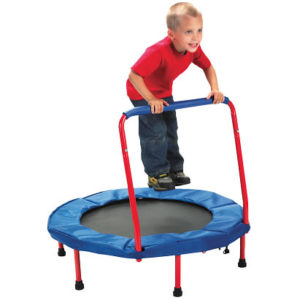 The Original Toy Company Fold and Go Trampoline Review