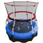 Skywalker Trampolines 60 In. Round Seaside Adventure Review