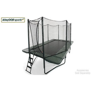 AlleyOOP Powerbounce Rectangular Trampoline