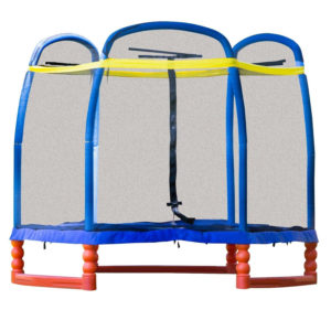 SkyBound Super 7 The Perfect Kid's Indoor Trampoline