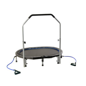 Stamina InTone Workout Trampoline with Handle