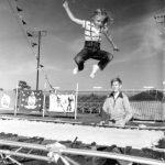 Trampoline History