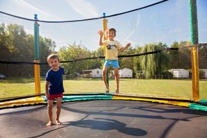 Trampoline Safety Rules