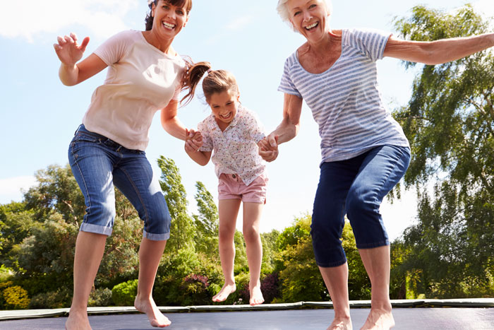 Trampolines for Adults with High Weight Limits