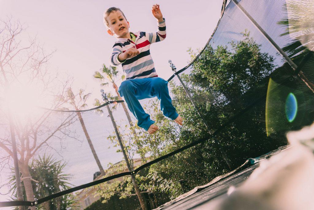Best Kid's Trampoline