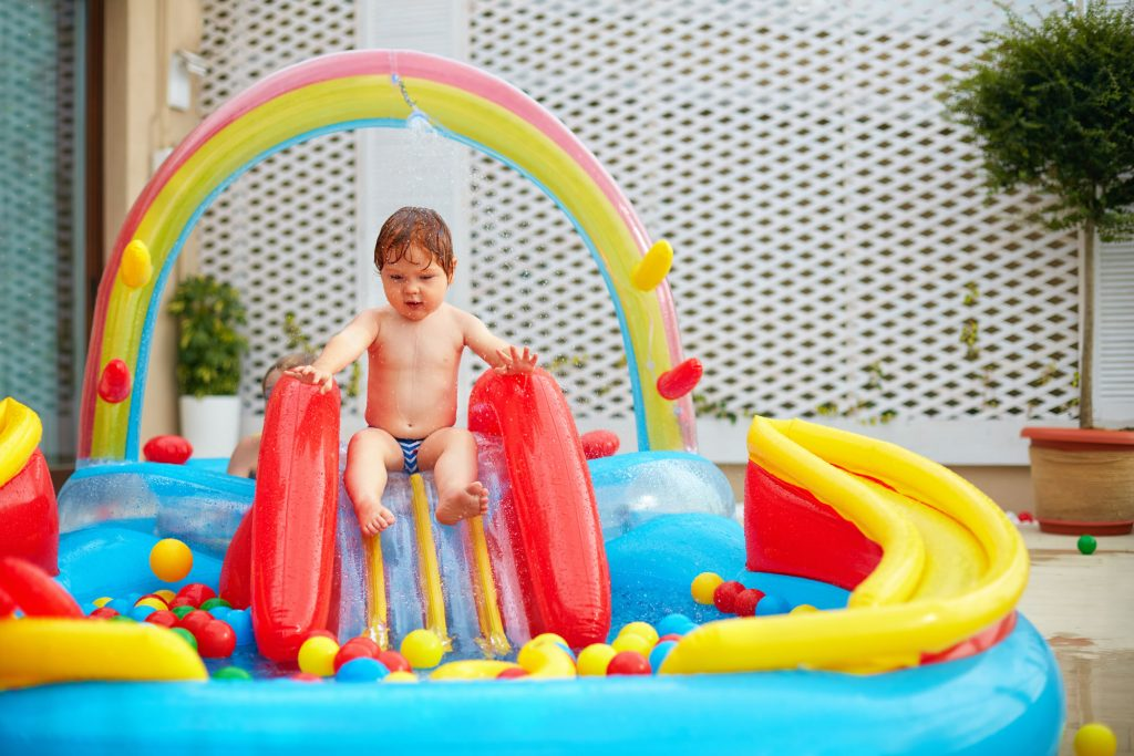 Best Inflatable Water Slides For Kids
