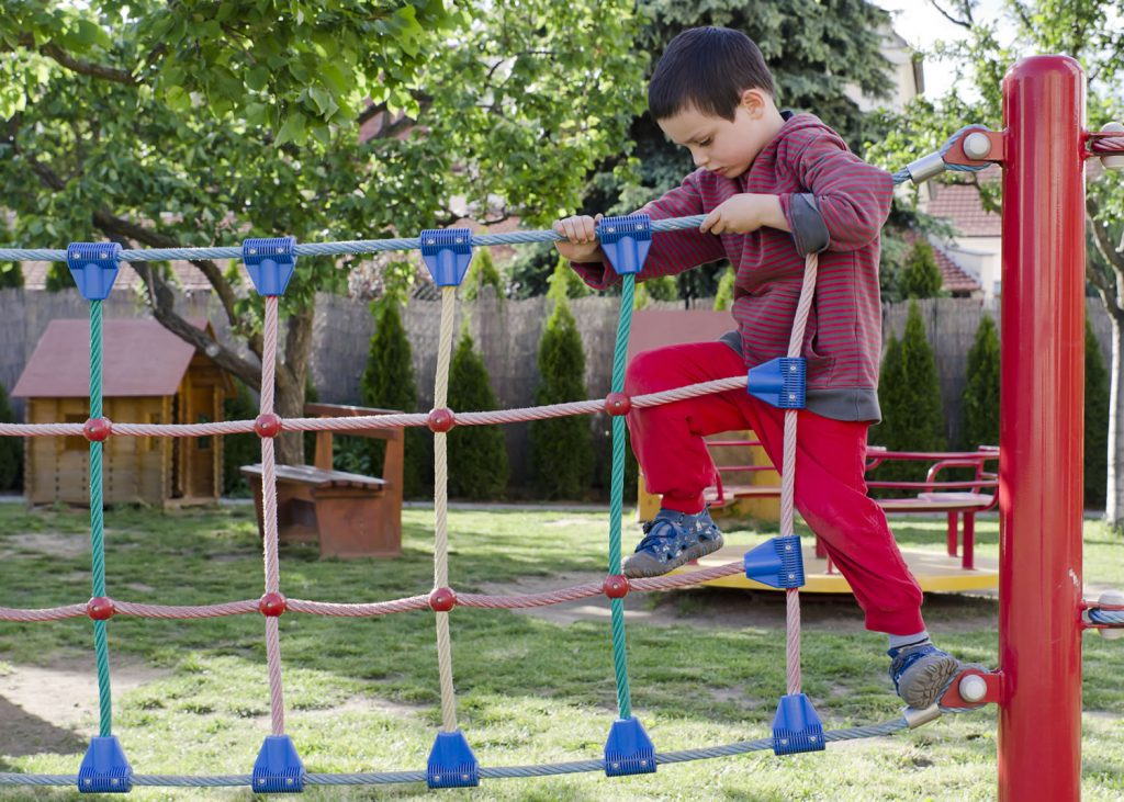 Outdoor Obstacle Courses for Kids